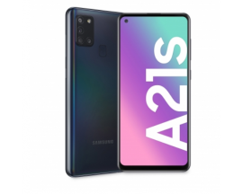 Smartphone Samsung Galaxy A21S 6.5P OC 4/64GB - Negro -