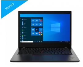 Portátil Lenovo tp l14 i7-1051ou 16gb ssd 512gb 14p w10  - Negro - 20U1000XSP