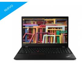 Portátil Lenovo tp t15 i5-10210u 8gb ssd 256gb 15.6p w10 - Negro - 20S6000SSP