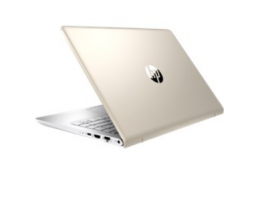 "Portátil HP 14-BF000NS I5-7200U 8GB 256SSD GF940MX 2GB W10 14"" - Dorado - 1UK71EA 705,62 €"