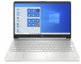 """Portátil HP 15s-eq0025ns 39,6 cm (15.6"""")  AMD Ryzen 5 (8 GB DDR4-SDRAM 256 GB SSD )Wi-Fi 4 (802.11n) Windows 10 Home - Plata -"""