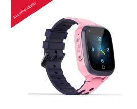 Reloj inteligente Innjoo con localizador para niños 4g pantalla 3.30cm GPS Wifi  videollamada bt 4.2 rosa I