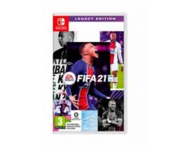 Juego nintendo switch fifa 21 legacy edition F21LE
