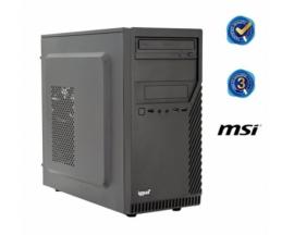 ORDENADOR IGGUAL PC ST PSIPCH408 I3-8100 8GB SSD 120GB W10 NEGRO PSIPCH408