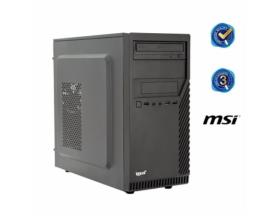 ORDENADOR IGGUAL PC ST PSIPCH413 I3-8100 8GB SSD 120GB W10 NEGRO PSIPC413