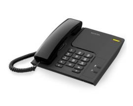 TELEFONO CON CABLE ALCATEL T26 NEGRO ATL1413717