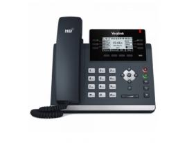 TELEFONO YEALINK IP POE T41S CER. O365 SKYPE
