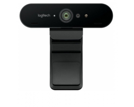 WEBCAM LOGITECH BRIO 4K UHD RIGHTLIGH NEGRO 960-001106