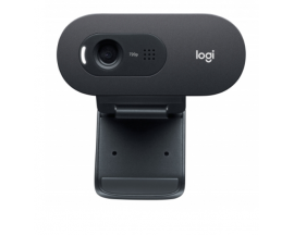 Webcam logitech C505e 1280 x 720 Pixeles usb negro 960-001372