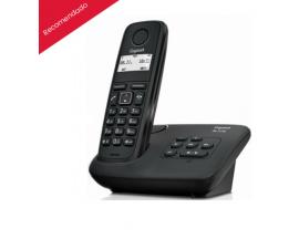 TELEFONO INALAMBRICO GIGASET AL117 A NEGRO S30852-H2826-D201