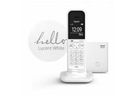 Telefono fijo inalambrico gigaset cl390 blanco S30852-H2902-D202