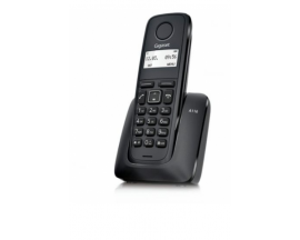 TELEFONO GIGASET A116 NEGRO S30852-H2801-R101