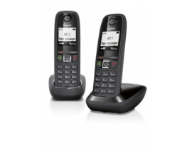 TELEFONO GIGASET AS405 DUO L36852-H2501-D201