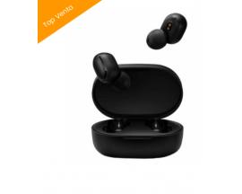 Auriculares bluetooth xiaomi mi true wireless earbuds basic 2 negros BHR4272GL