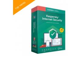 ANTIVIRUS KASPERSKY KIS 2020 INTERNET SECURITY 2 DISPOSITIVOS 1 AÑO + CARDHOLDER KL1939S5BFS-20CAHO