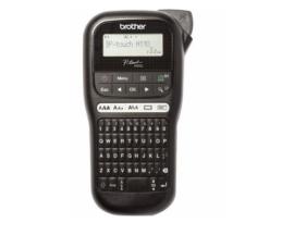 Rotuladora electronica brother transferencia termica 180 x 180dpi TZe qwerty negro PTH110TA1