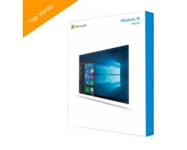 MICROSOFT WINDOWS 10 HOME 64BIT DSP DVD KW9-00124
