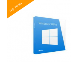 MICROSOFT WINDOWS 10 PRO 64BIT DSP DVD FQC-08980