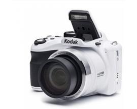 Camara digital kodak pixpro 16mpx lcd 3p zoom optico 42x angular 24mm video hd usb bateria litio blanco AZ421WH