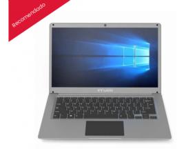 Portatil Innjoo Voom Laptop Max Intel Celeron N3350 6GB 64GB eMMC 14.1 Win10 Gris IJ-VOOM LAPTOP-MAX-GRY-ES