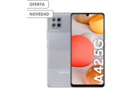 MOVIL SMARTPHONE SAMSUNG GALAXY A42 A426 4GB 128GB 5G DS GRIS