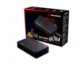 CAPTURADORA AVERMEDIA LIVE GAMER ULTRA 4K