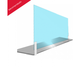 MAMPARA ACRYLIC PROTECTIVE APPROX COVID 1200 x 500 mm APPAPSADJUSTABLE