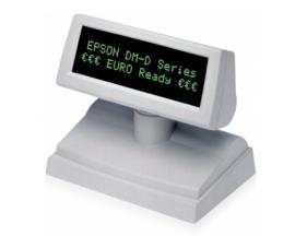 Visor Epson DM-D110BA RS-232 Gris