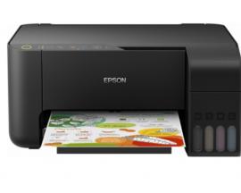 Epson EcoTank ET-2715 Inyección de tinta A4 5760 x 1440 DPI 33 ppm Wifi