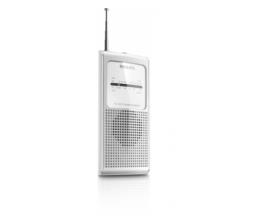 Philips AE1500W/37 radio Portátil Analógica Blanco