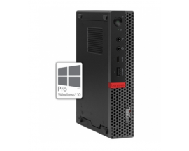 ORDENADOR LENOVO M920q I7-9700 8GB SSD 512GB W10 NEGRO