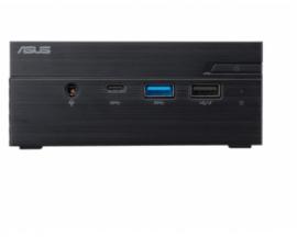ASUS PN40-BC556ZV ordenador N4020 SFF Intel® Celeron® N 4 GB DDR4-SDRAM 64 GB Unidad de disco duro Windows 10 Pro Mini PC Negro