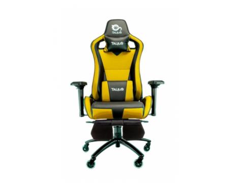 Talius silla Caiman gaming black/yellow